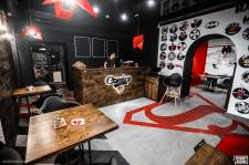 Дизайн Comics cafe 2