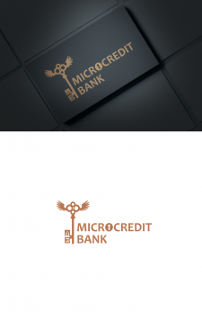Логотип для MicroCredit Bank