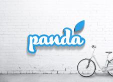 Panda Online iMac Shop Logo Style