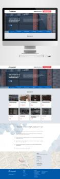 Дизайн сайта Консиб