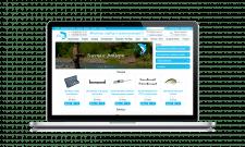 Интернет магазин Все для рыбалки (Десктоп)