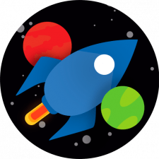 """Игра на андроид - """"Space Explorer"""""""