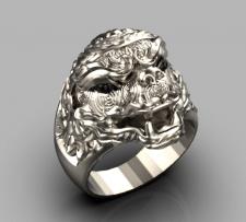 кольцо король обезьян