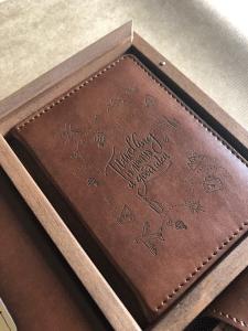 Гравировка на паспорт
