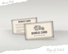 Бонусная карта для турфирмы