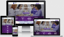 Корпоративный сайт - BTL агентство в Киеве