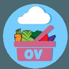 Логотип для магазина овощей