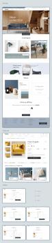 E-commerce - товары для дома и интерьера