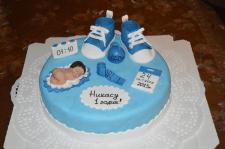 Как выбрать идеальный торт на годовасие
