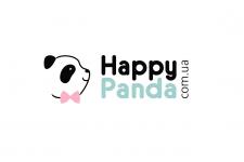 Логотип для магазина Happy Panda
