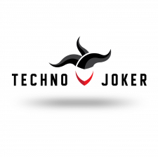 Логотип для Techno joker