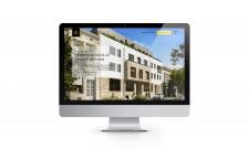Cайт ЖК із інтерактивною візуалізацією
