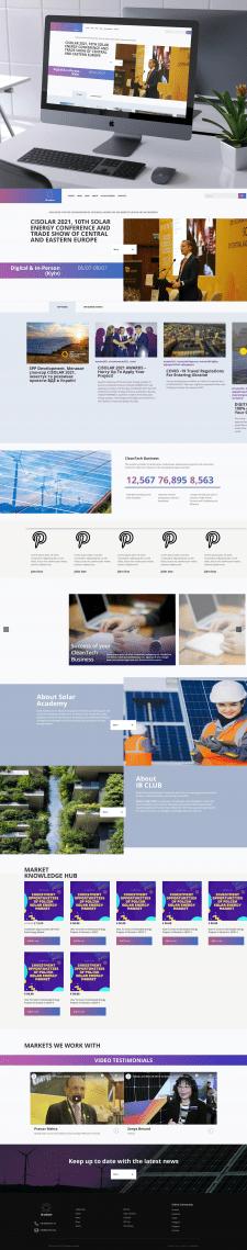 Интернет магазин CleanTech  IBcentre