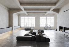 NY living room WIP