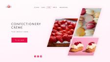 """Confectionery  """"Crème"""""""