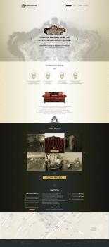 сайт магазина антикварной мебели