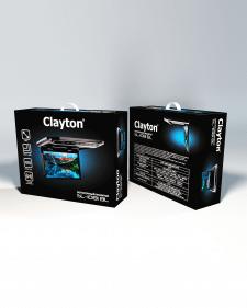 Упаковка Clayton