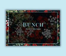 Баннер цветочного бутика