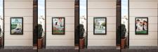 Дизайн рекламных плакатов
