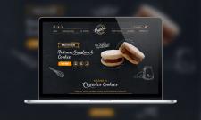 Дизайн сайта Charoles