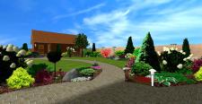 3D визуализация Чабаны№1