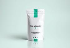 Дизайн упаковки для пищевых порошков Кофе