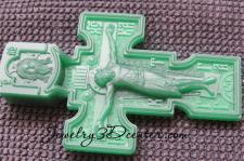 3Д модель крестика
