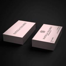 Business card for Natella Vallerie