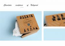Дизайн упаковки Chocolate Sculptures of Uzhgorod