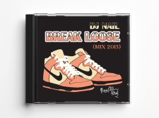 Обложка диска – Break Loose