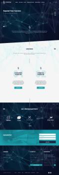 Разработка сайта для маркетинговой компании ZMINNA