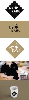 Логотип для My ♥ Kava