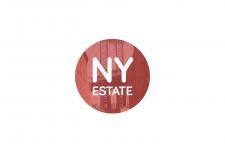 EstateNY - логотип для компании по недвижимости