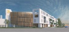 Архітектурно-образне вирішення багатоповерхових га