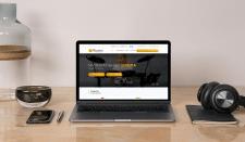 Дизайн сайта для музыкальной школы