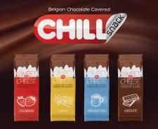 Упаковка для сладких сырков в шоколадной глазури