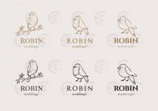 Варианты лого для свадебной студии