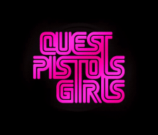 Логотип | Quest Pistols Girls