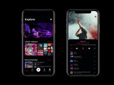 Music app (concept)