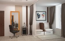 Дизайн салона красоты в Симферополе