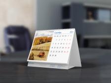 Настольный календарь для Global Standart