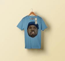принт для футболки