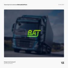 Логотип транспортной компании BerezaAutoTrans