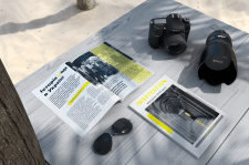 Дизайн и верстка печатного журнала