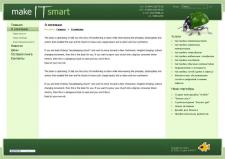 Сайт компании makeITsmart