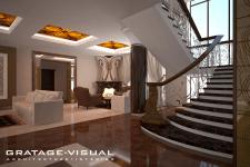 Коттеджи и дома от Gratage-Visual