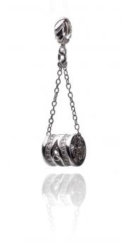 серебро, подвеска