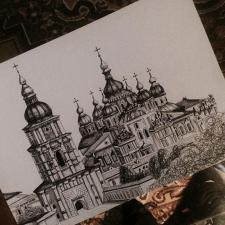 Архитектура (Михайловская церковь)