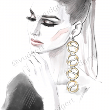 Fashion-illustration