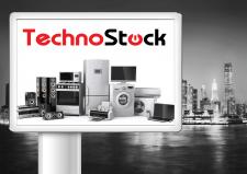 """Логотип """"Techno Stock"""""""